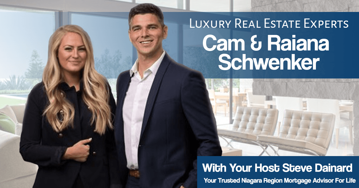 Raiana and Cam real estate agent influencers